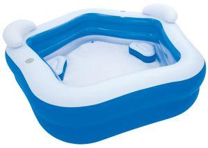 "Bestway Family Pool ""Fun"", 213x207x69 cm - rechteckig - 575 l; 54153"