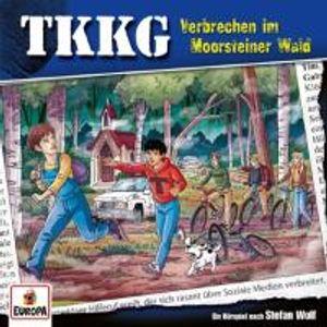 MVW Musik Vertrieb CD TKKG 215 Verbrechen im Moorsteiner Wald 0 0 STK