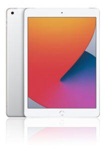 Apple iPad 10.2 (2020) Cellular 128 GB Gold / MYMN2FD/A, Farbe:Silber