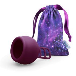 Merula Cup Menstruationstasse OneSize Farbe - Galaxy