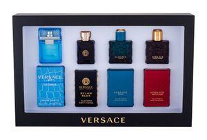 Versace Herren Miniaturen Set EdT 4x5ml