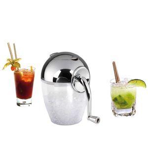 KitchenArtist Eis-Zerkleinerer Ice Crusher Crushed Ice MEN365