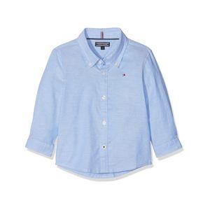 Tommy Hilfiger Jungen Oberhemden in der Farbe Blau - Größe 152