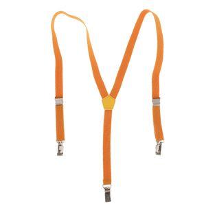 Kinder Klammern Clip auf Hosenträger Mit 3 Clips Y Form Hosenträger Gelb wie beschrieben