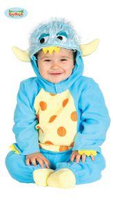 Monster Kostüm für Baby, Größe:92/98