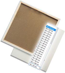 Bespannter Keilrahmen PROFI - 100 x 150 cm