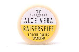 Haslinger Rasierseife Aloe Vera 60g