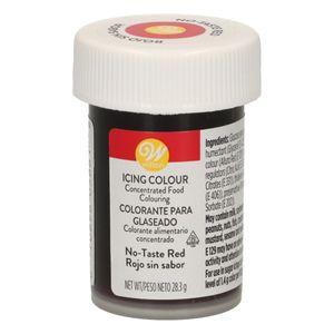 Wilton Glasurfarbe Red No Taste 28 g