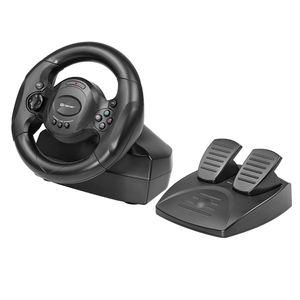 Lenkrad Bremspedale Lenkradspiel Controller 4in1 Tracer Rayder PC/PS3/PS4/Xone