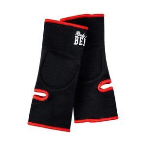 BENLEE Rocky Marciano Fußschutz Unisex – Erwachsene Schwarz, Größe:S/M