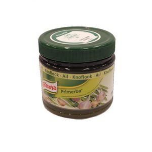 Knorr Primerba Gewürzpaste Knoblauch 340g (Kräuterpaste)