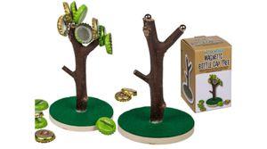 Kronkorken Sammler Kronkorkenbaum mit 2 magnetischen Ästen für Biertrinker Partyspaß Trinkspiel 1 Stück