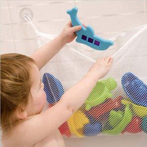 Bad Netz Große badespielzeug Aufbewahrung Mesh,45 * 34 cm