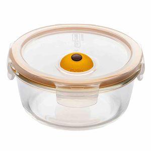 "LOCK&LOCK Glas-Multifunktionsboxen ""Boroseal"" 650 ml rund D59902"