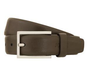 JOOP ! Gürtel Herrengürtel Ledergürtel Herrenledergürtel  Braun 2321, Länge:85, Farbe:Braun