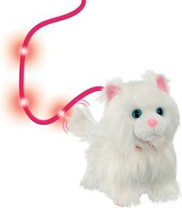 Animagic Cassy die Katze interaktives Kuscheltier 24 cm Plüsch weiß