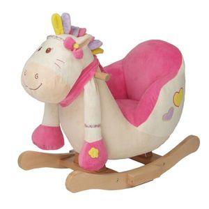 Schaukeltier Pony girl