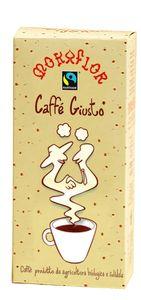 MOKAFLOR Miscela Café Giusto | Organic | Fairtrade | gemahlen | 250g
