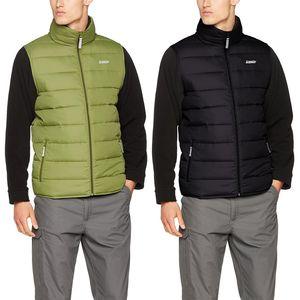 Gregster Herren Outdoor Weste, Color:schwarz, Size:XL