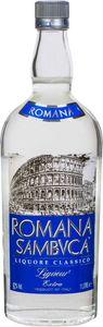 Romana Sambuca Liquore Extra 40% Vol. 1 l