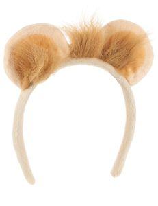 Haarreif Löwenohren für Erwachsene