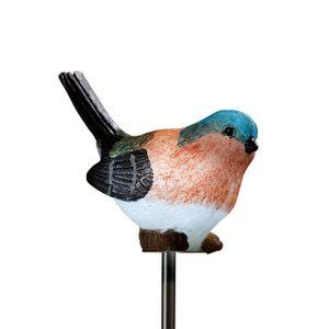 Solar Gartenstecker Vogel Motiv Nr. 2