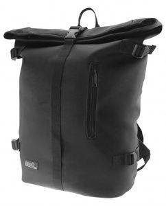 Must rucksack Roll-Top 20 Liter schwarz