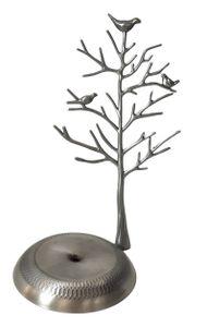 Schmuckbaum Schmuckständer für Ketten mit integrierter Schmuckablage für Ring