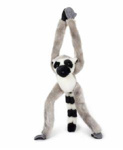 Plüschtier Katta, Affe, 54 cm,  Hängeaffe Affen Hängeaffen Kuscheltiere Stofftiere Magnet