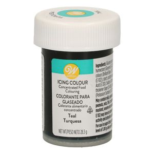 Glasurfarbe, Icing Colour Teal 28 g