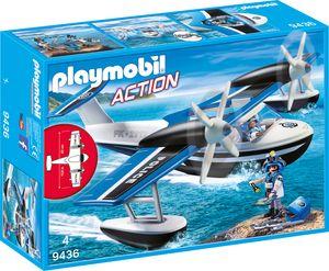 PLAYMOBIL 9436 Polizei-Wasserflugzeug