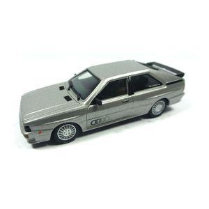 Herpa 033336-004 Audi Quattro silbermetallic Maßstab 1:87