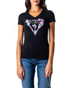 Guess Britney Tee Women V-Neck T-Shirt