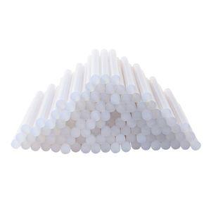 VINGO 110 Stueck Transparent Heisskleber ?11 mm, Heissklebestifte Klebesticks Heissklebestifte, 2KG Standard Heissklebepatronen