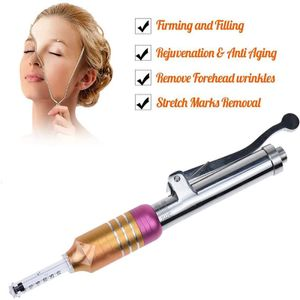 Hyaluronsäure Stift Set Hyaluronic Pen Zerstäuber Nebulizer Ampullen Nadeln Spritze Hyaluron Pen+Nadeln