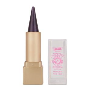 P2 Make-up Augen Kajal Culture & Spirit - chic khol kajal 833884, Farbe: 020 dressy violet, 19 g