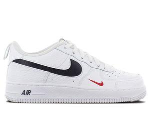 Nike Air Force 1 Low GS - Schuhe Weiß DM3211-100 , Größe: EU 38