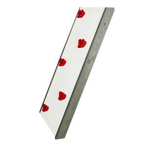 AXI Kletterwand für Spielturm oder Stelzenhaus   Kletterwand aus Holz - 132 cm