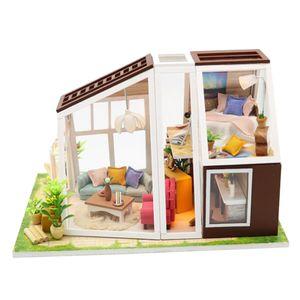 1 Stück 1/24 DIY Dollhouse Kits
