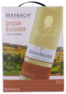 Maybach Weisser Burgunder trocken 12% 3,0L BiB (D)