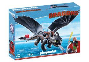 PLAYMOBIL Dragons Hicks und Ohnezahn