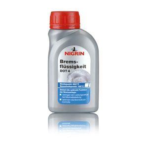 Nigrin Orginal Bremsflüssigkeit DOT 4 250ml