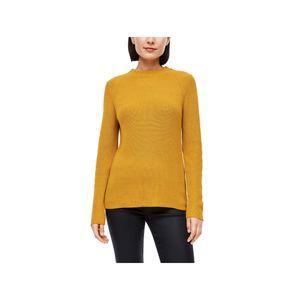 S.oliver Damen Pullover 2040417 Gelb