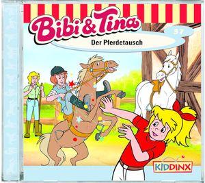 Bibi und Tina: Der Pferdetausch (Folge 37)