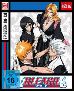 Bleach - TV Serie - Box 6 - Episoden 110-131 - Blu-Ray