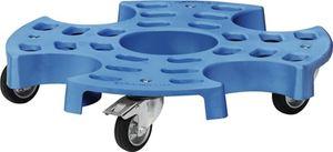 Fetra Reifenroller Tyre Trolley Vollgummi 180kg Tragkraft
