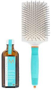 Moroccanoil Moroccanoil light Summer Set - Treatment + gratis Paddle Brush