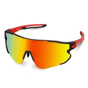 WEST BIKING Farbwechselnde Fahrradbrille Winddichte Sonnenbrille Ausrš¹stung Outdoor-Reitbrille Polarisierte Myopia Sportbrille