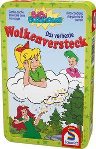 Schmidt Spiele 51236 - Bibi Blocksberg - Die verhexte Wolkenversteck - Metalldose - Neu/OVP -