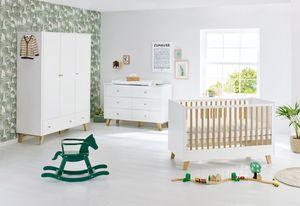 Kinderzimmer 'Pan' extrabreit groß